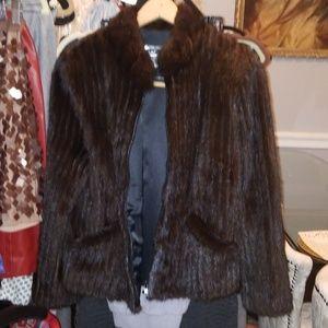Saga mink jacket